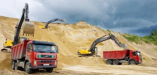 песок уфа, песок цена, доставка песка, строительный песок, доставка пгс и песка